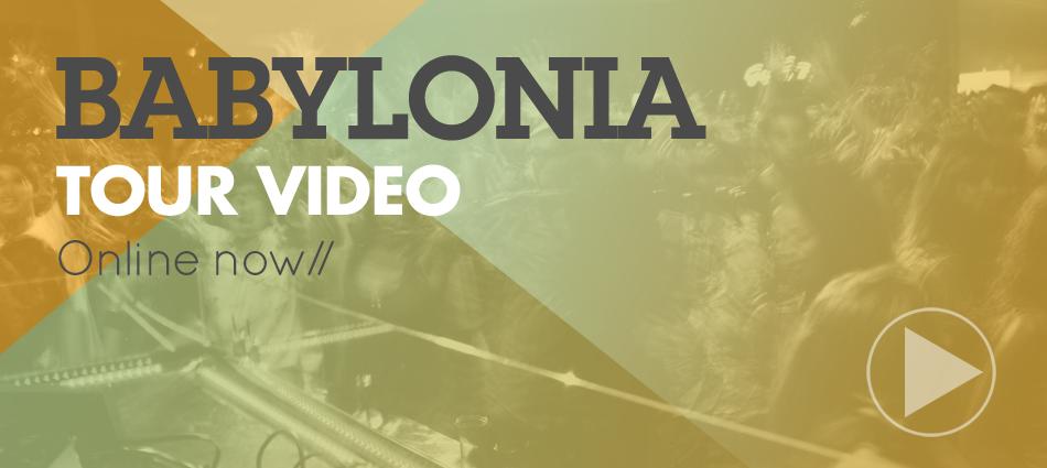 Balearic Soul Babylonia Tour