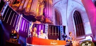 Balearic Soul play @ a REAL CHURCH!!