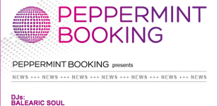 WE JOIN PEPPERMINT BOOKING!!