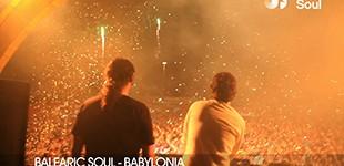 BALEARIC SOUL - FESTIVAL IN AZORES